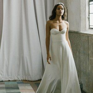 Emma Wedding Dress by Alexandra Grecco
